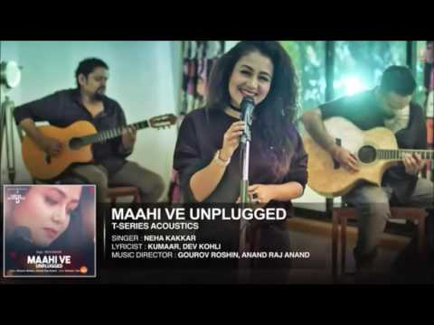 Maahi Ve Unplugged Audio Song | T-Series Acoustics | Neha Kakkar⁠⁠⁠⁠