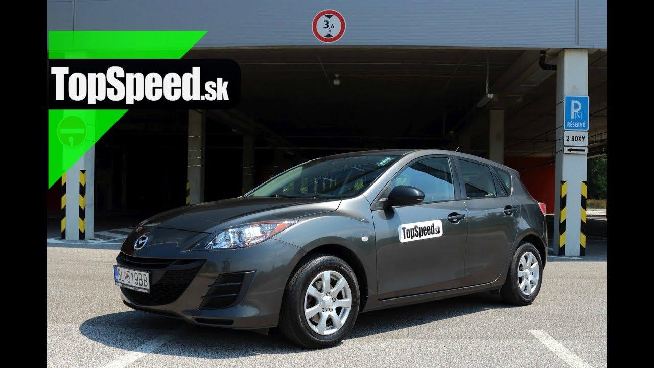 Jazdenka Mazda 3 (BL 2008 - 2013) - TOPSPEED.sk - YouTube