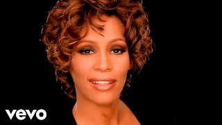 Whitney Houston - Step By Step (Official Music Video)