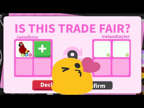 OH NO! AM I OVERPAYING? 😭😱🌈 Please Help Me Guys The Hacker is Back 😭  Adopt me Trading W/L/F