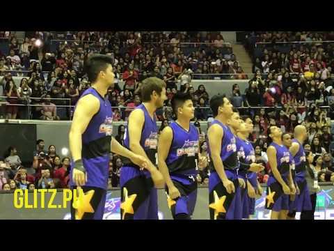 Star Magic All Star Game: Team Gerald enters Araneta