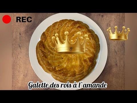 galette-des-rois-à-l'amande-façon-cyril-lignac-(incroyablement-bonne!!!)