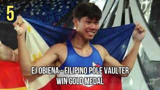 TOP 5 Filipinos wins GOLD MEDAL of Philippines 2019 | SEA games 2019 | AIBA 2019