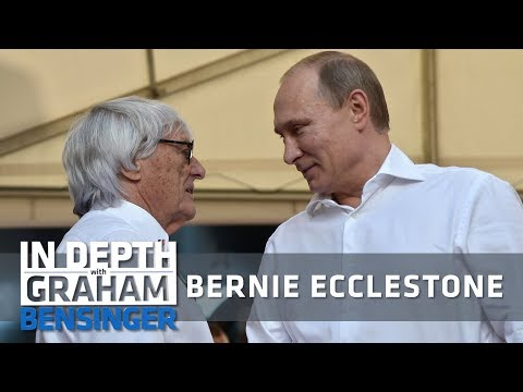 Bernie Ecclestone: My