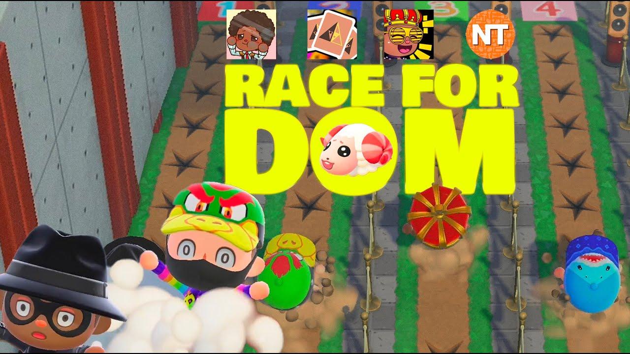 OFFICIAL RACE FOR DOM! Etce vs. Kang Gaming vs. Switchforce vs. Nintentalk! Season 2 Race 03!