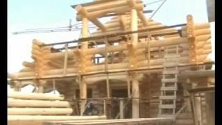Срубы домов (log homes)(, 2009-11-12T21:54:37.000Z)