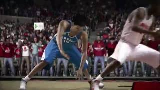 NCAA 08 March Madness PS3 Trailer video game