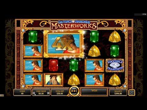 🔷 Da Vinci Diamonds Masterworks Bonus or Bust 🔷