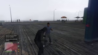 Mike gta 5 online funny moments #105