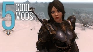 5 Cool Mods - Episode 4 - Skyrim: Special Edition Mods (PC/Xbox One)