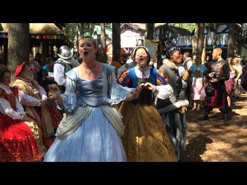 King Richards Faire Princess Singers - New England Fall Events 2015