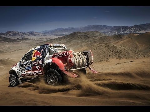 Team Peugeot Returns to the Dakar Rally
