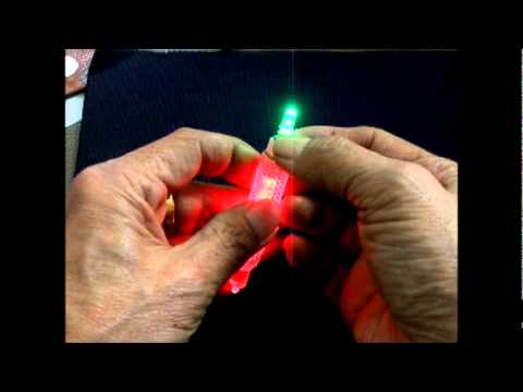 Water Proof  Electronic Led Light For Fishing