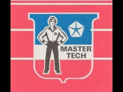 Chrysler (US) - Mastertech - May 1993 - Alternatively Fuelled Vehicles