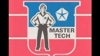 Chrysler (US) - Mastertech - May 1993 - Alternatively Fuelled Vehicles