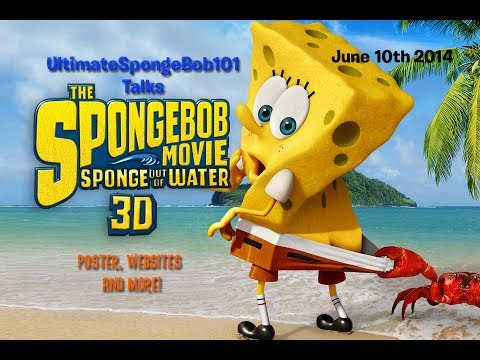 spongebob movie 2 sponge out of water news 61014 first on youtube - Spongbob 2