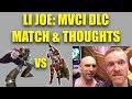 MVCI: LI JOE vs. MIKE D (Capcom) w/ SIGMA & MONSTER HUNTER DLC