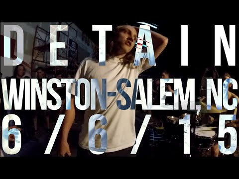 Detain - Winston-Salem, NC (6/6/15)