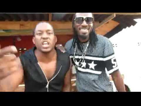 Blae Minott x Ricky Benz - We Nuh Bun Grass (Official Video) 2016