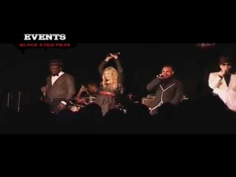 Events Black Eyed Peas - Trecho
