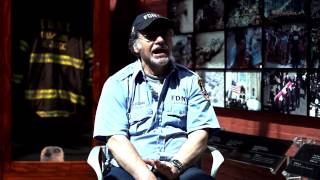 OUT & ABOUT English course documentary – Firefighters – An Interview with Robert Picard