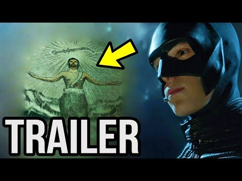 "Gotham Season 4 ""Hero"" Trailer Breakdown! - Ra's al Ghul Flashback and Origin?!"
