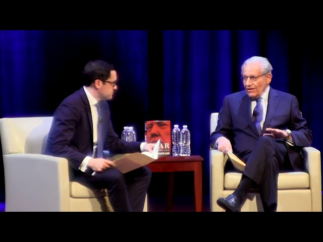 BOB WOODWARD: Responsible Journalism Demands Corroboration