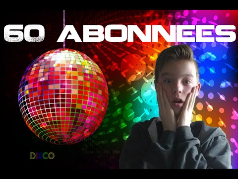 60 ABONNEES SPECIAL!