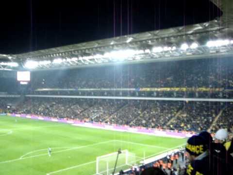 Fenerbahçe 2-0 Trabzonspor Saraçoğlu 4'lü : SARI - LACİVERT - ŞAMPİYON - FENER