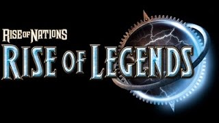 Gameplay #1 - Rise Of Nations: Rise Of Legends - Parte 1. (Español)