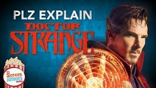 PLZ Explain... Dr. Strange