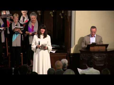 Robin Bartlett's Ordination