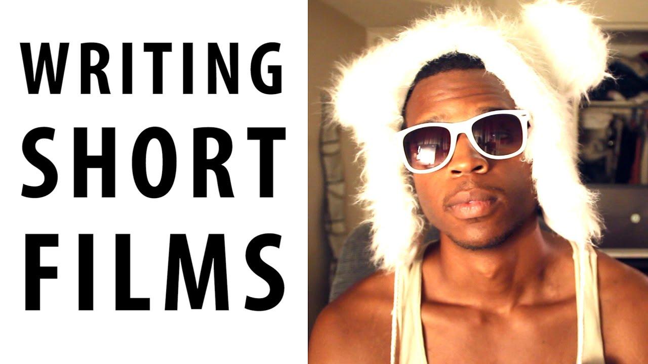 how to write a short drama