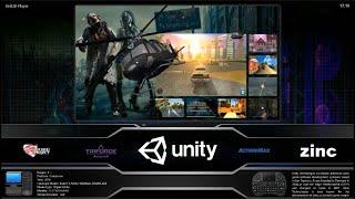 HYPERSPIN - Unity3D Player - 280 games fullset