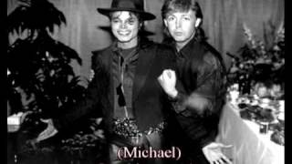 Michael Jackson vs. Paul Mccartney - The Girl Is Mine (Subtitulado en Español)