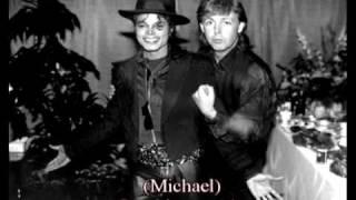 Michael Jackson vs. Paul Mccartney - The Girl Is Mine (Subtitulado en Español)