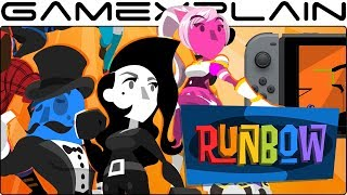 Runbow - Game & Watch (Nintendo Switch)