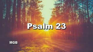 [Free] Psalm 23: (Prayerful Urban Gospel Type Beat - 2020)