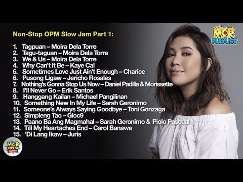 LIVE: Non-Stop OPM Slow Jam Part 1 ♪
