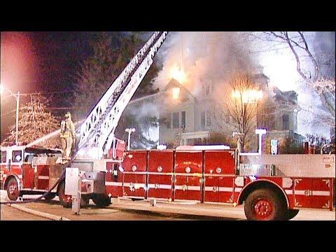 Elm St. Manchester, NH 2 alarm fire