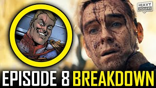 THE BOYS Season 2 Episode 8 Breakdown & Ending Explained | Review, Predictions, Theories And More