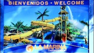 La Marina Camping Holiday Resort, Alicante, Costa Blanca, Spain