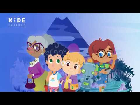 Science Adventure for Little Scientists | KIDE SCIENCE