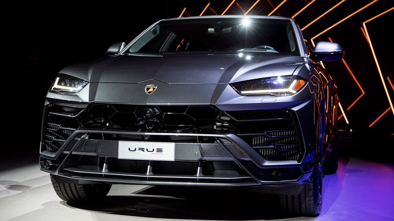 Lamborghini Urus Worldwide Premiere Highlights