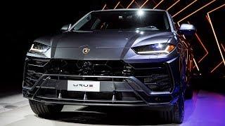 Lamborghini Urus Worldwide Premiere Highlights