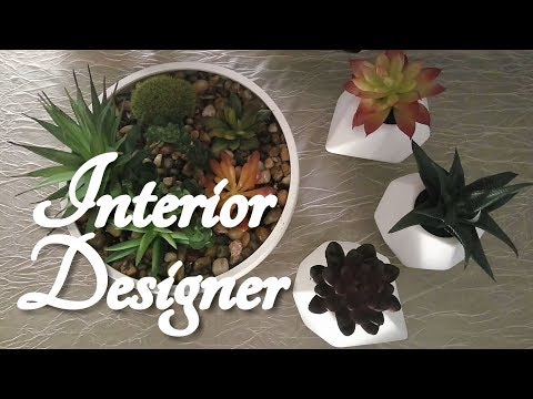 ASMR Interior Designer Role Play (and a little Gossip)