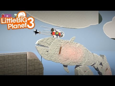 LittleBIGPlanet 3 - Angry Whale Returns [Playstation 4]
