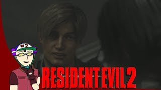 [Silent Lets Play] Resident Evil 2 (2019) #4