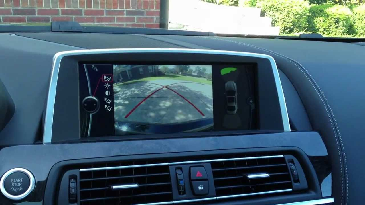 Park Distance Control  Backup Camera  YouTube
