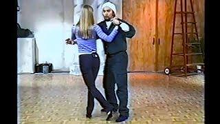 Уроки танго от Чичо 5# Где болео начинается, а где заканчивается?